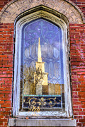 Rebecca Hiatt - Reflected Steeple