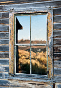 Old West Photos - Reflection by Cat Connor