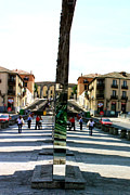 Polly Villatuya - Reflection in Segovia...