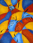 Miro Prints - Reflection Print by Pamela Allegretto