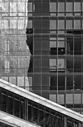Architecture - Reflections 4 by Robert Ullmann
