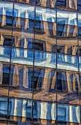 Architecture - Reflections 5 by Robert Ullmann