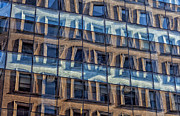Architecture - Reflections 6 by Robert Ullmann