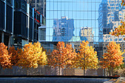 Mariarosa Rockefeller - Reflections at 9/11 Site