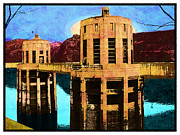 Glenn McCarthy Art and Photography - Reflections At Hoover Dam