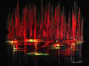 Danise Abbott - Reflections In Red