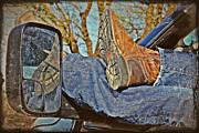 KayeCee Spain - Reflections of a Cowboy