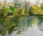 Kathryn Kerekes - Reflections of Fall