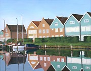 Lynne Reichhart - Reflections of Holland