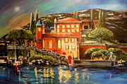 Dyanne Parker - Reflections of Italy