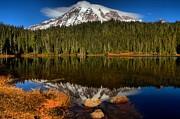 Adam Jewell - Reflections Of Rainier