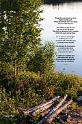 Refuge Print by Kathy J Snow