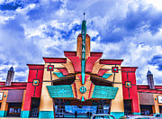 Jeffery Johnson Prints - Regal Theater Print by Photo Captures by Jeffery