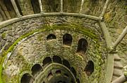 Regaleira Initiation Well 3 Print by Deborah Smolinske