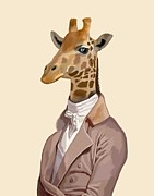 Loopylolly   - Regency giraffe