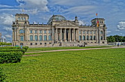 Reichstag Berlin Hdr Print by Alexander Drum
