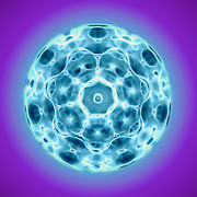 Mandala Photos - Reiki Chant by CymaScope