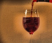 Pouring Wine Prints - Relax Print by Dan Sproul