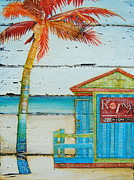 Shack Mixed Media - Relax No Working by Danny Phillips