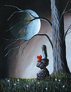 Silent Night Paintings - Remember When by Shawna Erback by Shawna Erback
