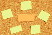 Sticky Note Prints - Reminder notes Print by Luis Santos