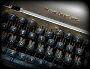 Typewriter Keys Photos - Remington by Lainie Wrightson