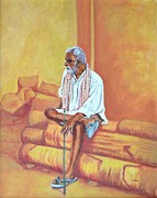 Reminiscing Prints - Reminiscing Print by Usha Shantharam
