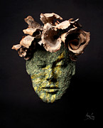 Nature Woman Reliefs - Renewal by Adam Long