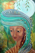 Restore Paintings - Renewal by Wendy Hassel