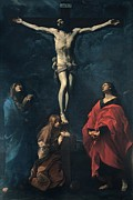 Christ On Cross Photos - Reni Guido, Crucifixion, 1617, 17th by Everett