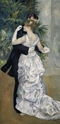 Renoir, Pierre-auguste 1841-1919. Dance Print by Everett
