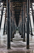 Under The Ocean Metal Prints - Repetition Metal Print by Eddie Yerkish