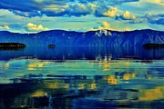 Sandpoint Photos - Repose by Benjamin Yeager