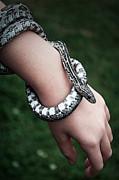 Gwyn Newcombe - Reptile Jewelry