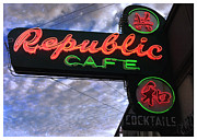 Gail Lawnicki - Republic Cafe