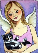 Debrah Nelson - Rescue Angel with Tuxedo...