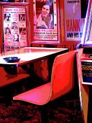 Reserved Seating Print by Joe Jake Pratt