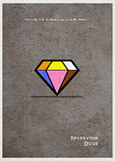 Reservoir Dogs - 3 Print by Ayse Deniz