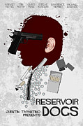 Reservoir Dogs Digital Art - Reservoir Dogs by Edgar Ascensao