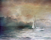 Resolve Framed Prints - Resolve Framed Print by Stephen Warren