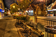 Gatlinburg Tennessee Prints - Rest Stop Print by Greg and Chrystal Mimbs