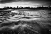 Landscapes Art - Restless river II by Davorin Mance