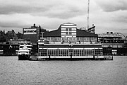 Wetmore Prints - restored Chelsea Pier 60 20th century passenger ship terminal hudson new york city Print by Joe Fox