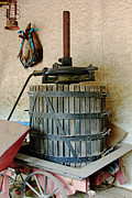 Wine-press Photos - Retired #6 by John Stuart Webbstock