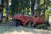 Charles Fennen - Retired Farm Equipment