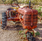 Janice Sakry - Retired Farmall B...
