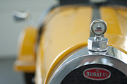 Historic Vehicle Photo Originals - Retro vehicle Bugatti by Deyan Georgiev