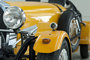 Historic Vehicle Photo Originals - Retro vehicle by Deyan Georgiev
