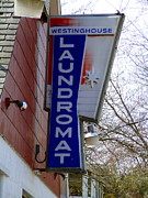 Arizonia Photos - Retro Westinghouse Sign by Jackie Carpenter