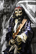 Buccaneer Photo Posters - Return of the pirate Poster by LeeAnn McLaneGoetz McLaneGoetzStudioLLCcom